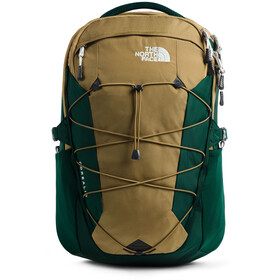 The North Face Borealis Selkäreppu, british khaki/night green